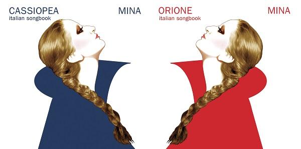 Mina, Cassiopea e Orione il nuovo doppio concept di grandi successi