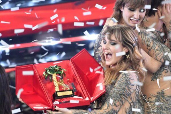 """Sanremo 2021: i Maneskin Con """"Zitti e buoni"""" Vincono la 71° edizione del Festival di Sanremo"""