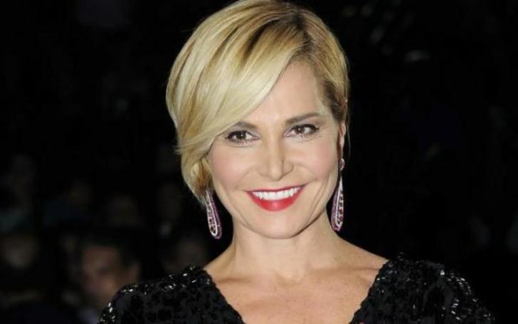 Sanremo 2021 – Simona Ventura positiva al covid