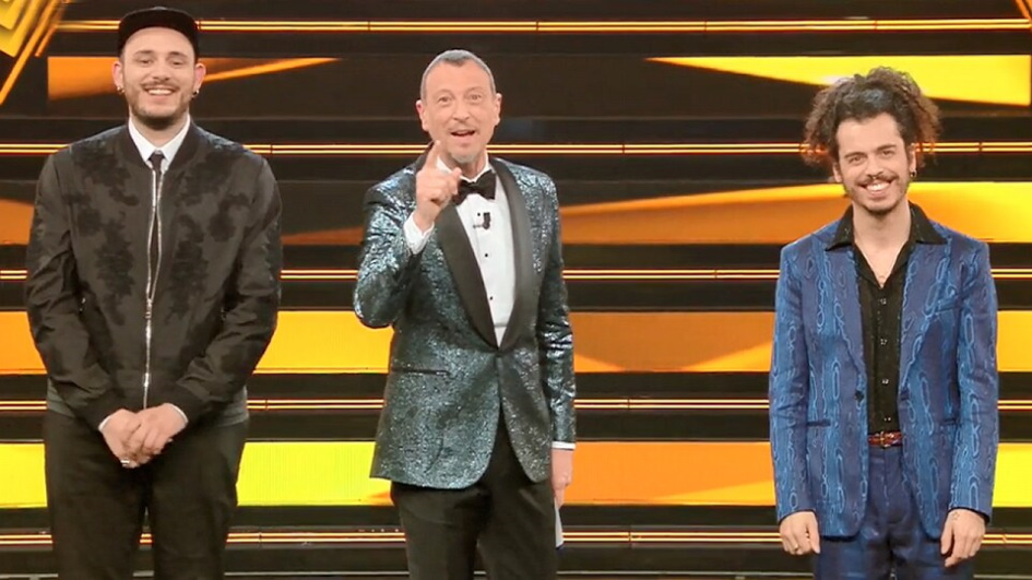 Sanremo 2021 Nuove Proposte in finale Shorty e Wrongonyou